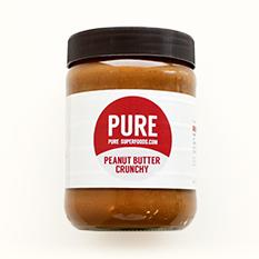 Pure Peanut Butter Crunchy