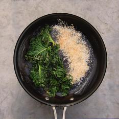 Coconut Kale Crisps